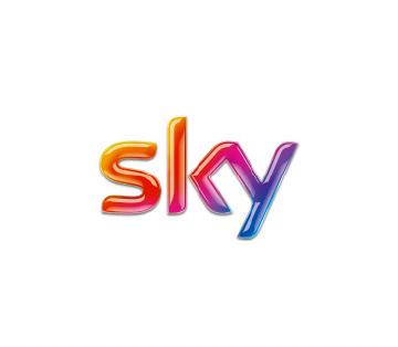 Lavoriamo insieme a: Sky