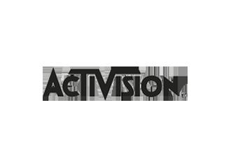 Abbiamo lavorato per: Activision