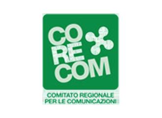 Abbiamo lavorato per: Corecom
