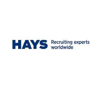 Lavoriamo insieme a: Hays