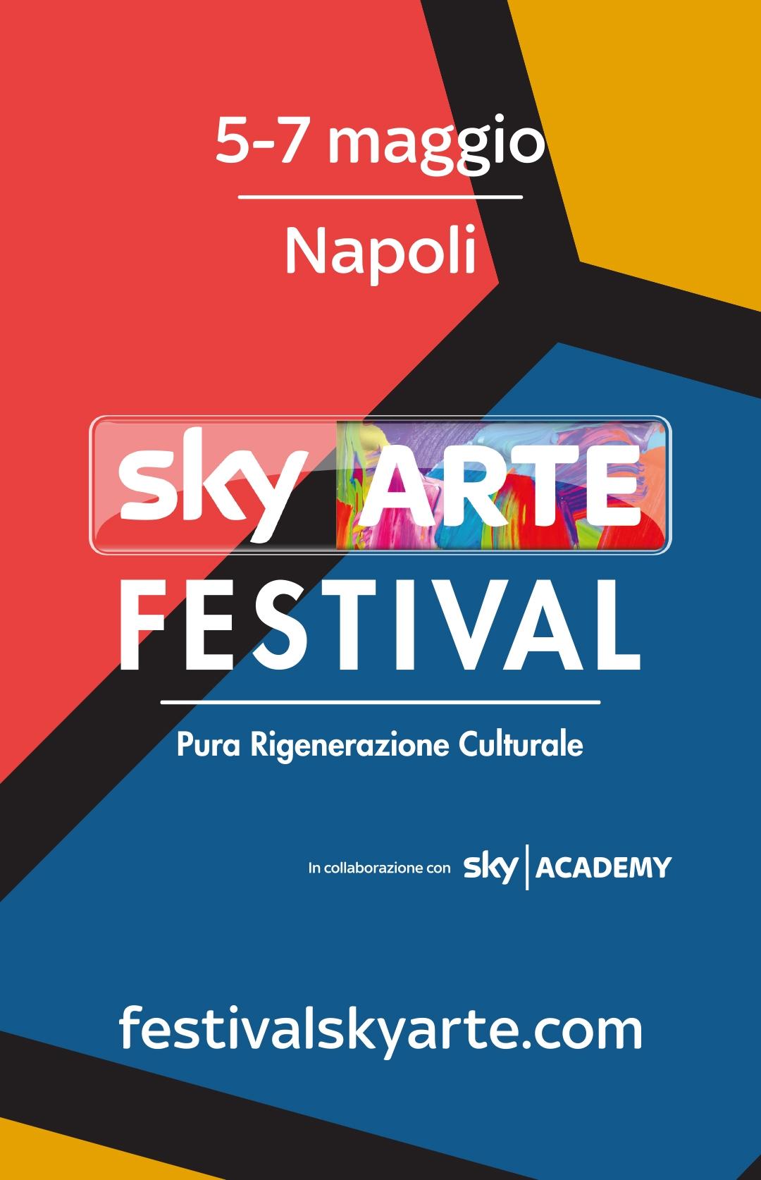 Melismelis con Sky Arte HD per la prima edizione di Sky Arte Festival
