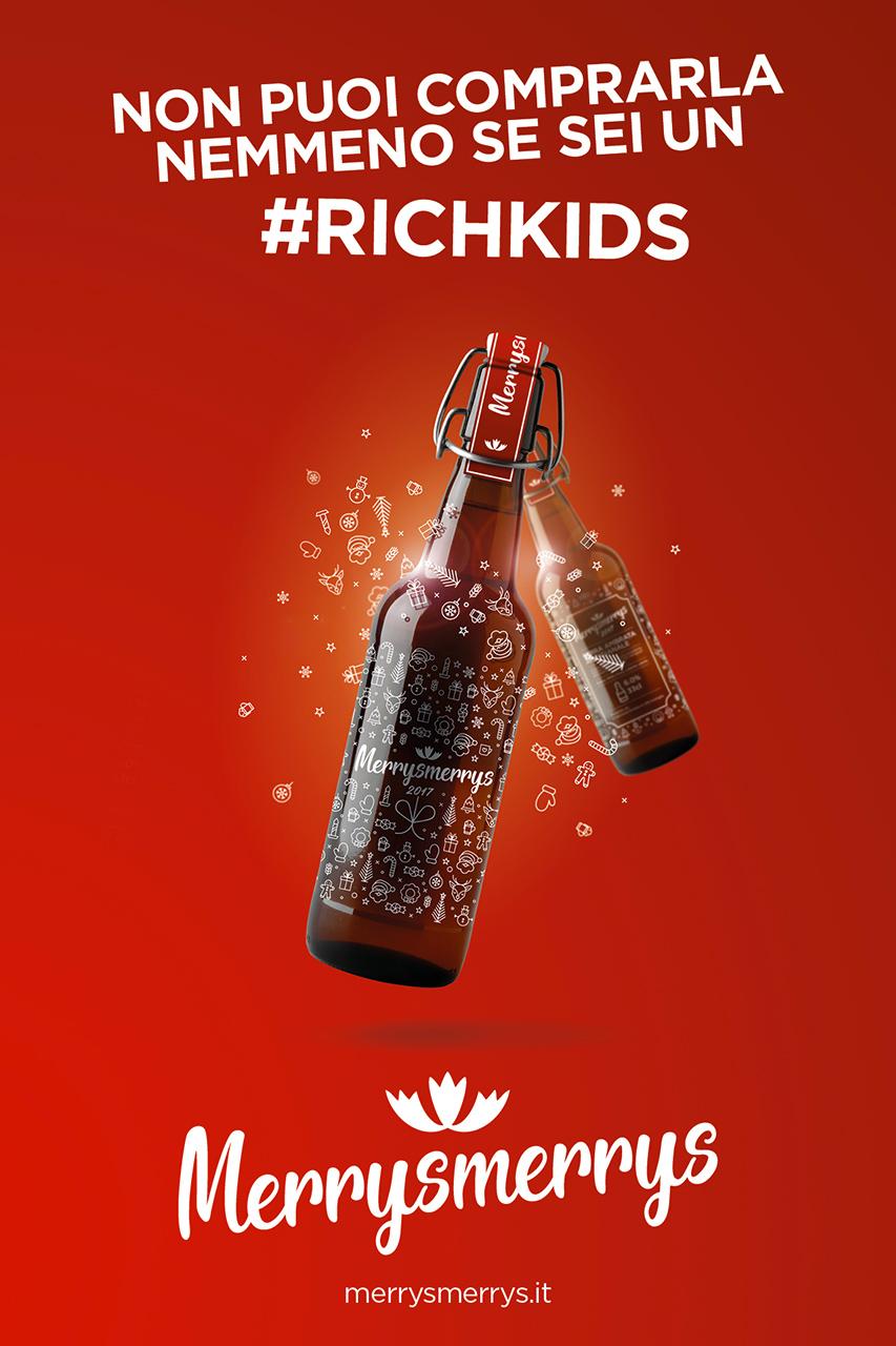 """Melismelis festeggia il Natale a tutta birra con il lancio di """"Merrysmerrys"""""""