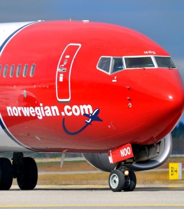 Melismelis prende il volo con Norwegian