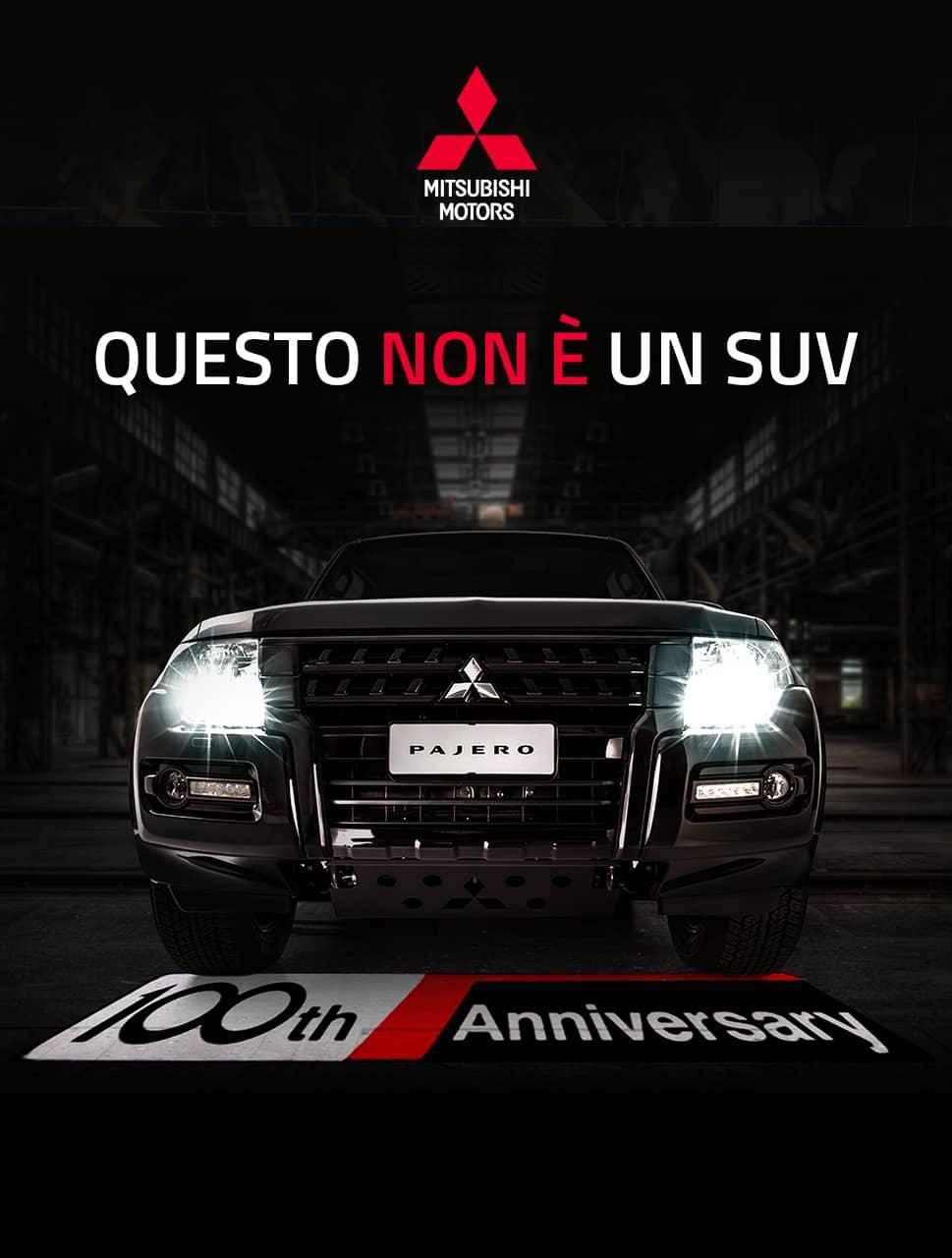 Mitsubishi Motors e Melismelis insieme per il lancio di Pajero One/Hundred