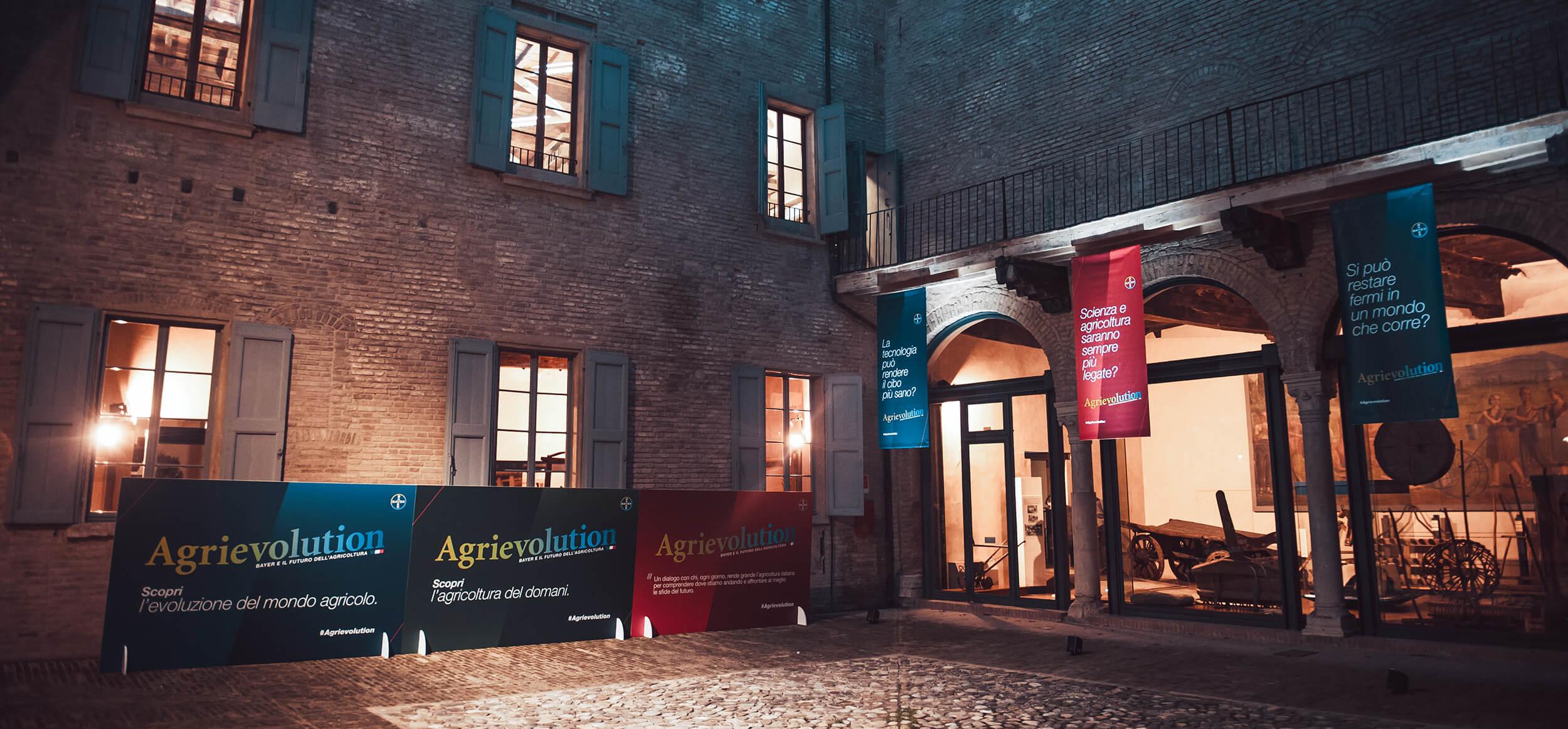 Raccontiamo con Bayer il futuro dell'agricoltura