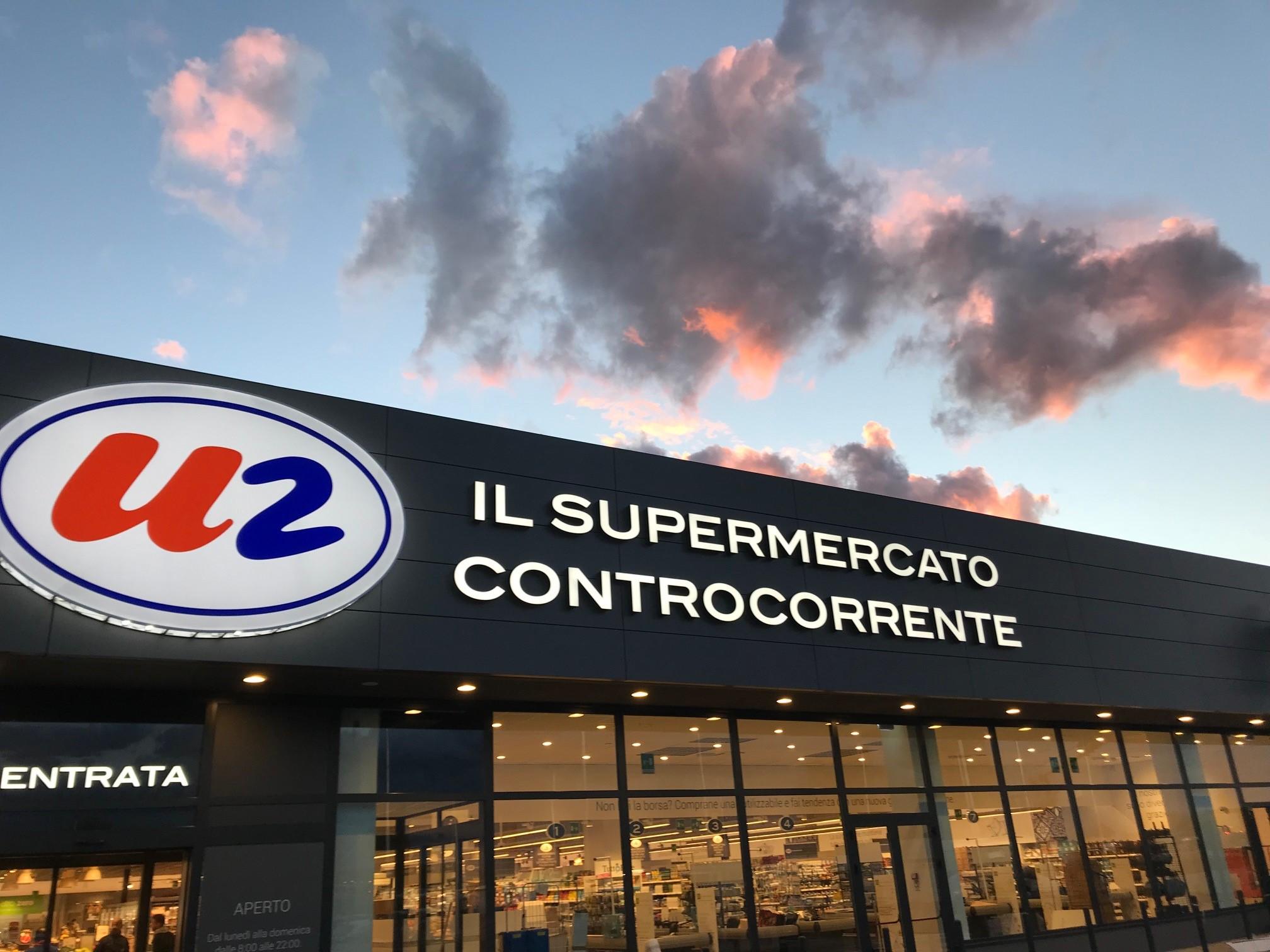 Melismelis firma il ritorno in TV di U2 Supermercato Controcorrente con un nuovo spot