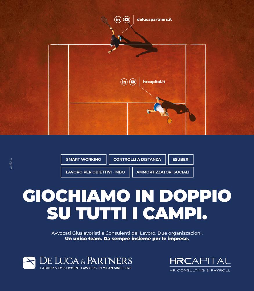Melismelis firma la nuova campagna di De Luca & Partners e HR Capital