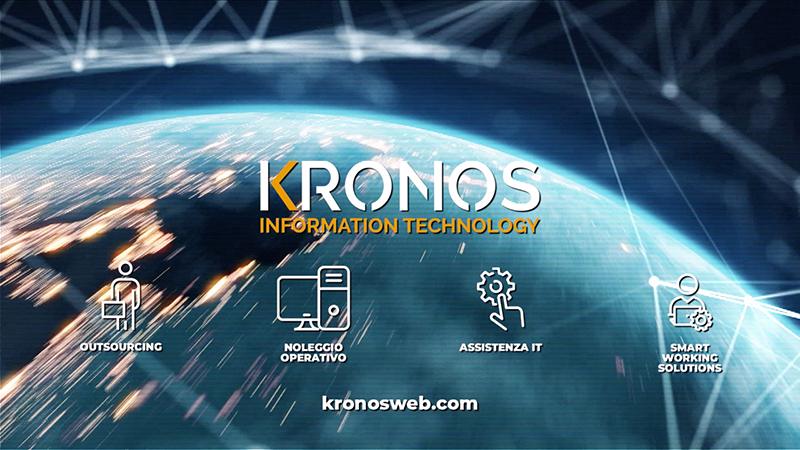Melismelis firma il debutto in TV di Kronos