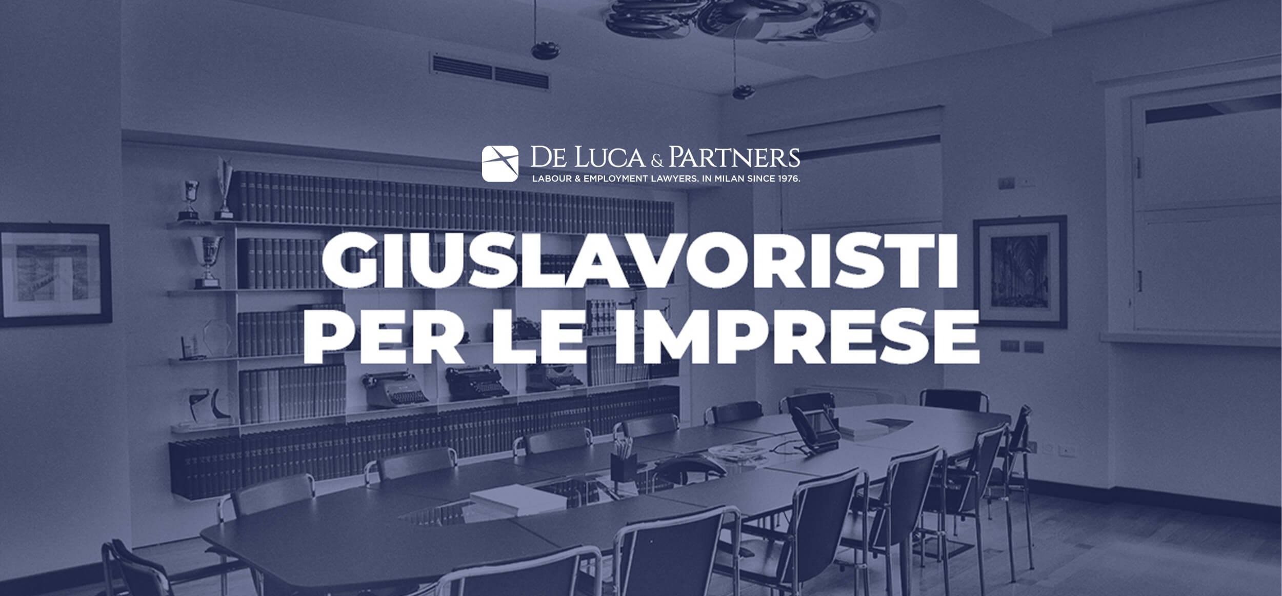 Online con De Luca & Partners