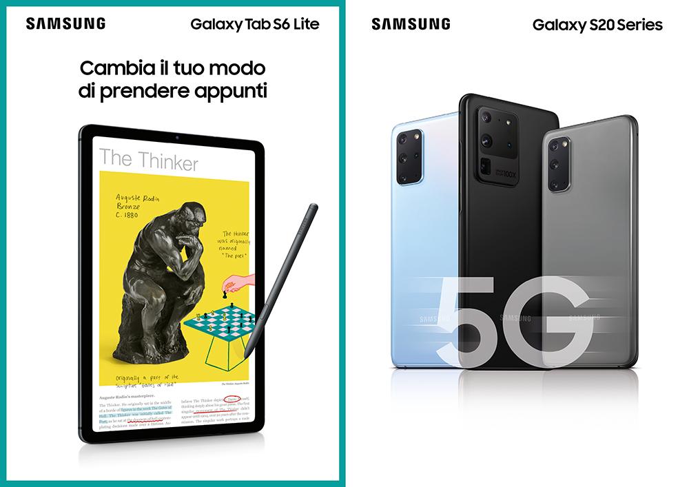 Melismelis vince la gara Samsung per la comunicazione retail della divisione telefonia