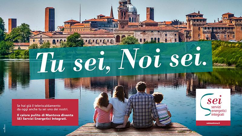 """""""Tu Sei, noi Sei"""": Melismelis riconiuga il verbo essere per la nuova campagna di Sei – servizi energetici integrati"""