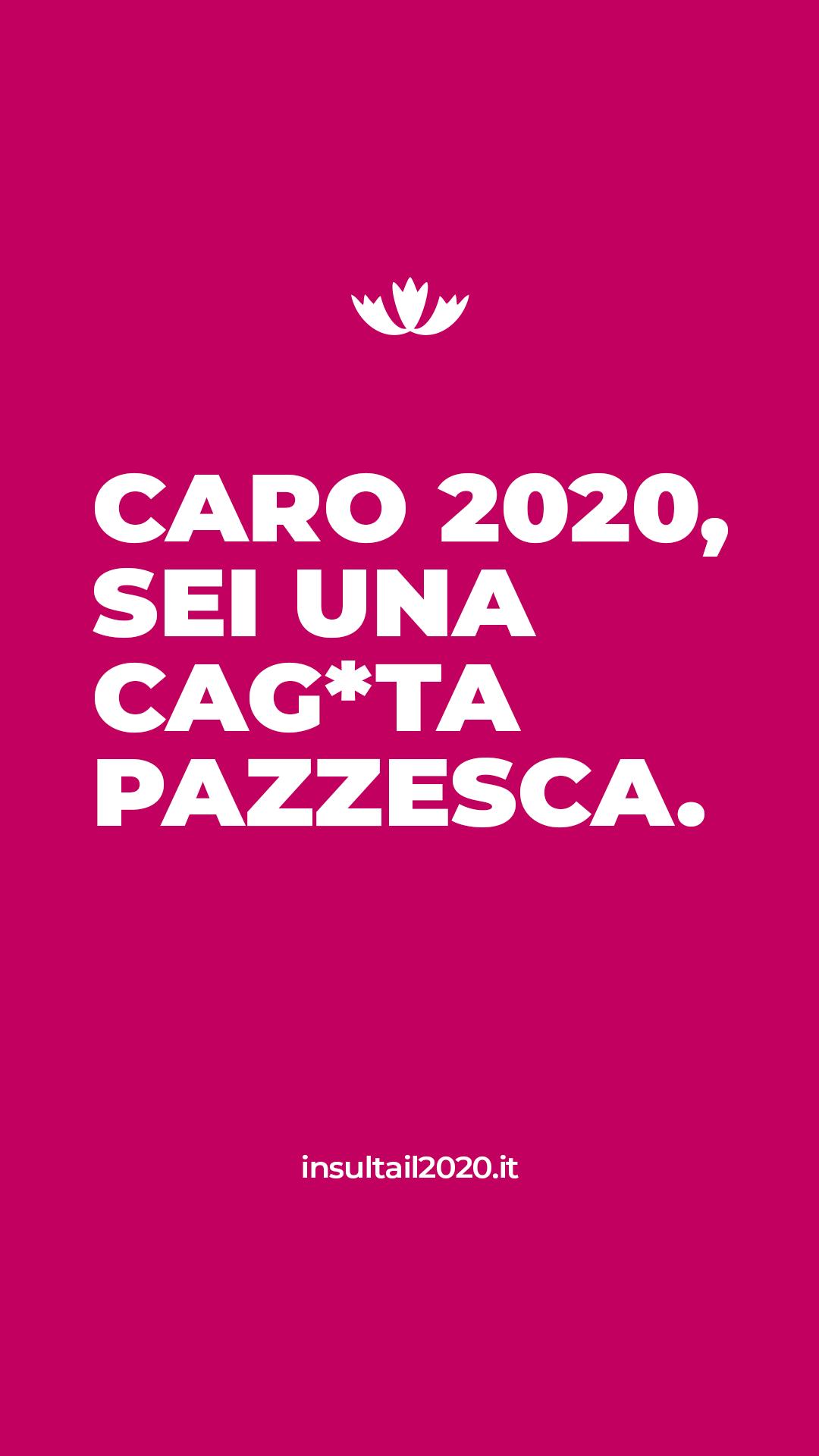 """Boom di visite per il minisito """"Insulta il 2020"""", powered by Melismelis"""
