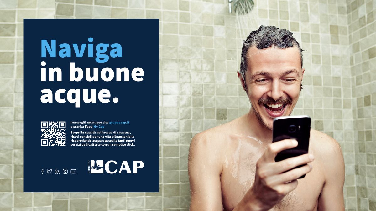 Melismelis vince il budget di comunicazione di Gruppo CAP per il 2021