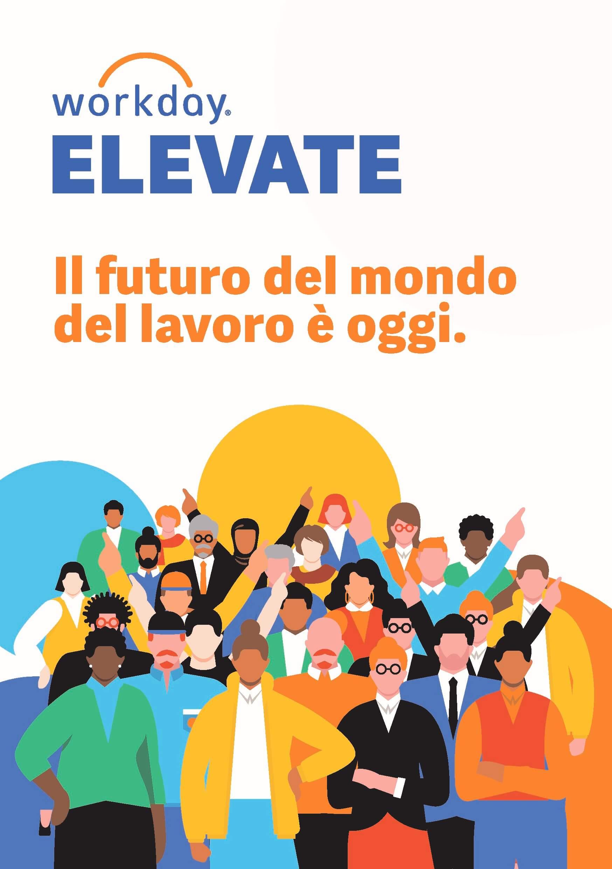 Workday affida a Melismelis la produzione di Workday Elevate Digital Experience 2021